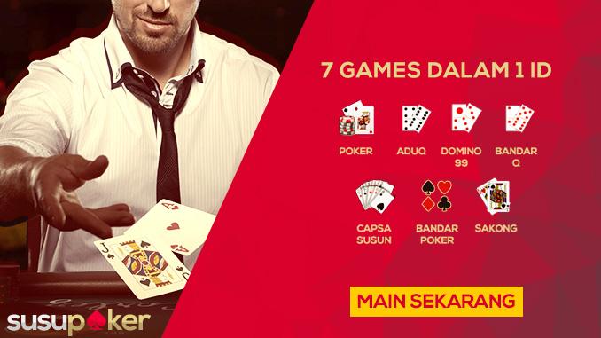 Daftar Poker Online Dan Main 7 Games Judi Terseru